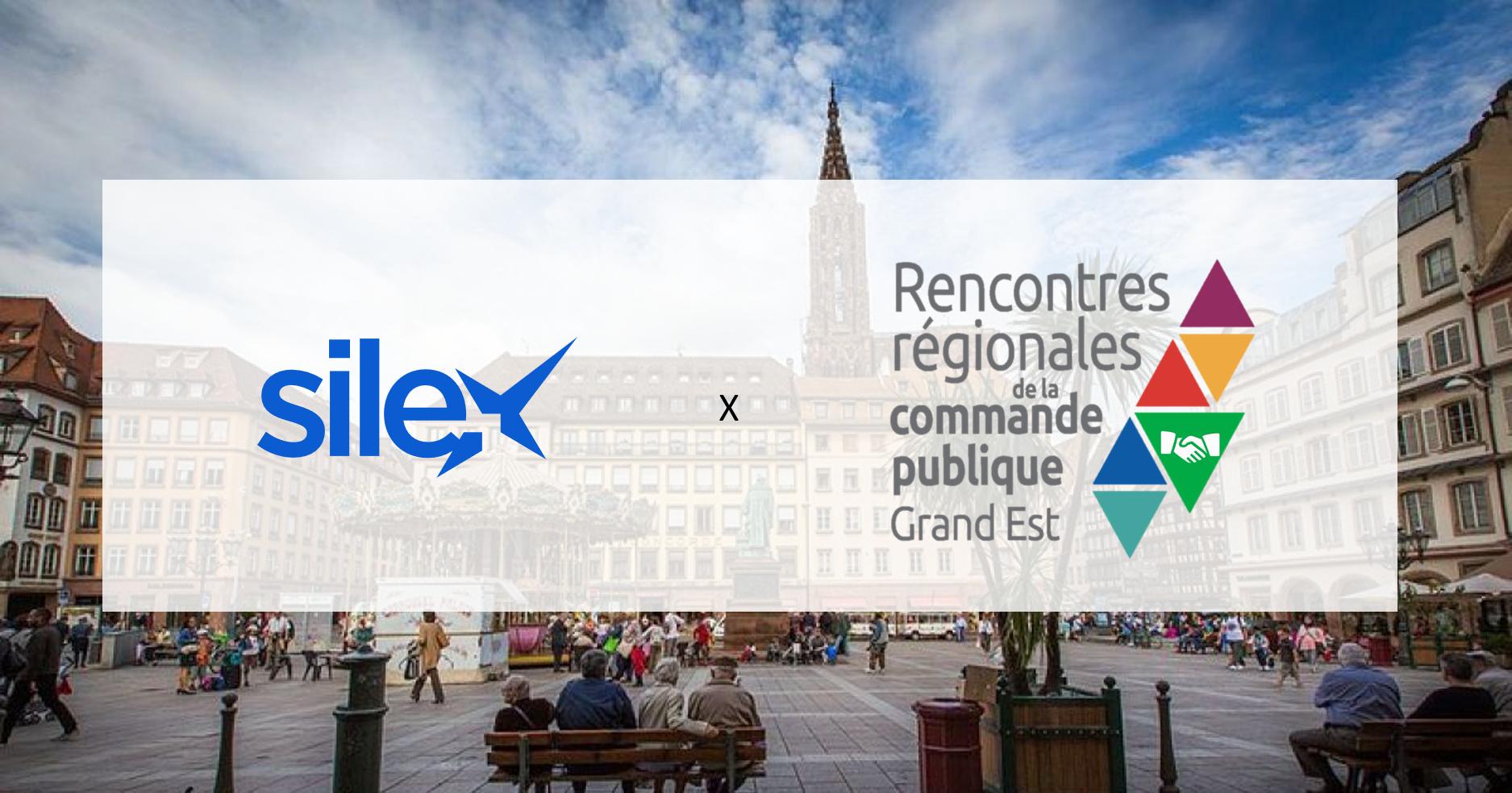 Silex aux Rencontres Régionales de la commande publique Grand Est