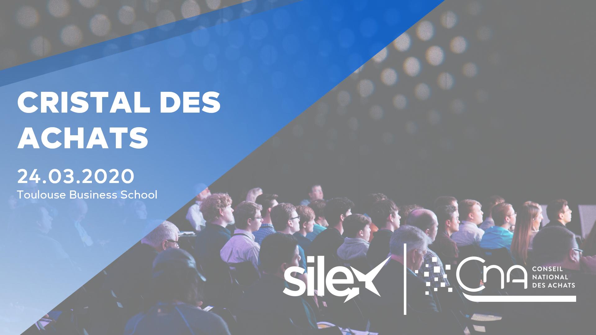 Silex sera présent au Cristal des Achats organisé par le CNA